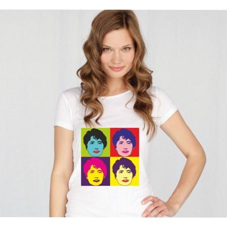 Camiseta Rosalía de Castro