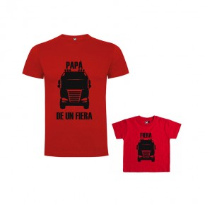 Pack Camiseta Fiera
