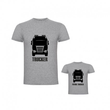 Pack Camiseta Truker
