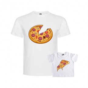 Pack Camiseta Pizza