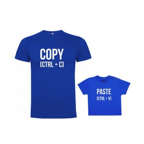 Pack Camiseta Copy - Paste
