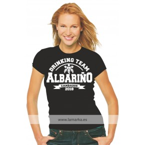 Camiseta Albariño 2018 Drink Team