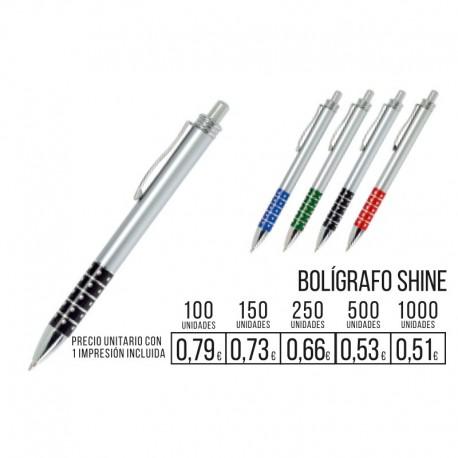 Boligrafo Shine