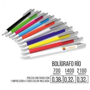 Boligrafo Rio