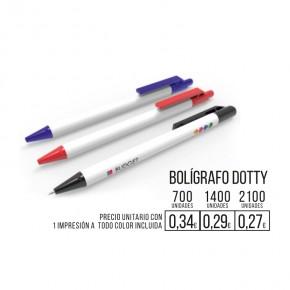 Boligrafo Dotty