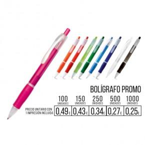 Boligrafo Promo