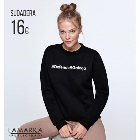 Sudadera Defende A Galega