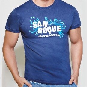 Camiseta San Roque Splash