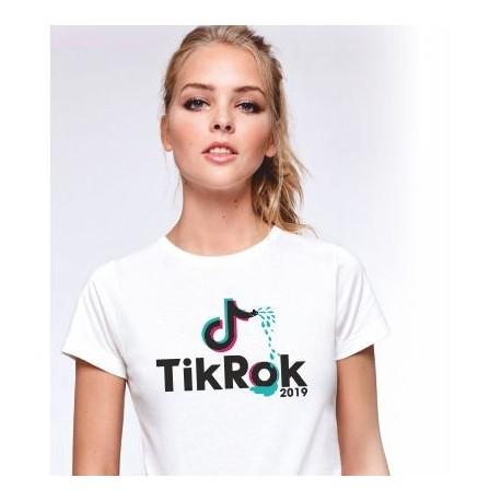 Camiseta Tipo Modelos