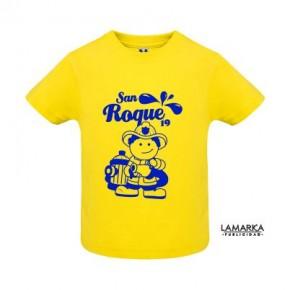 Camiseta bombero