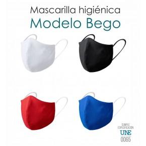 Mascarilla Bego